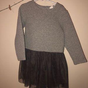 Gap Size 6 grey dress